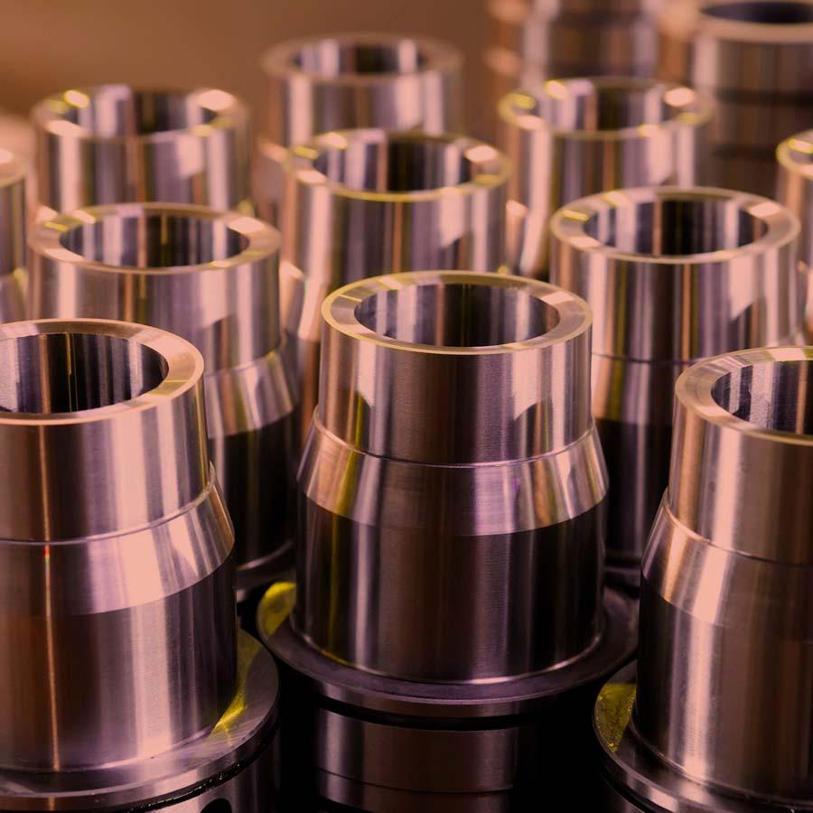 изготовление деталей из металла
