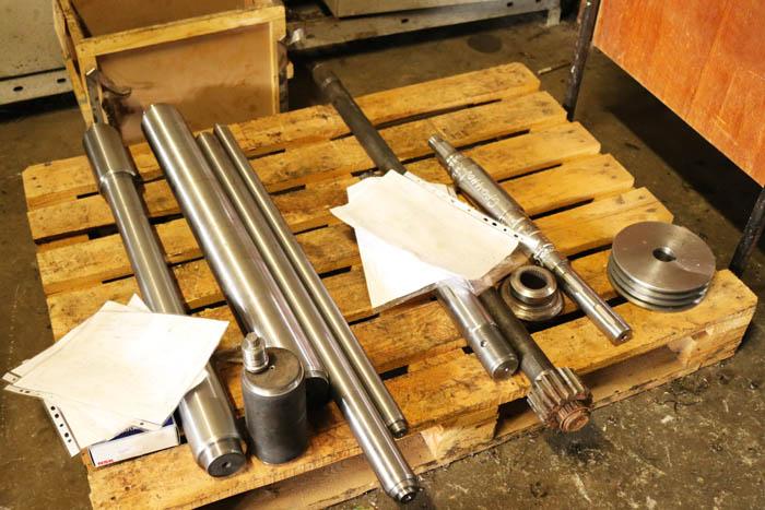 изготовление деталей из металла по чертежам заказчика