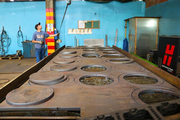 плазменная резка металла в Нижнем Новгороде