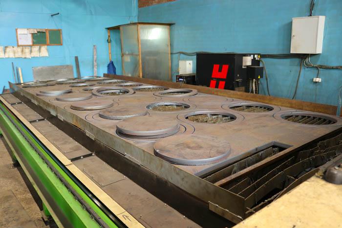 Услуги плазменной резки металла в Нижнем Новгороде