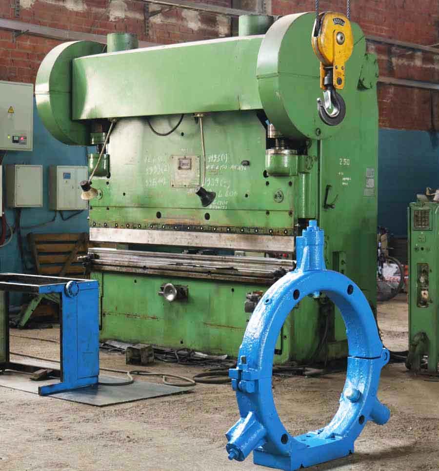 Услуги гибки листового металла в Нижнем Новгороде