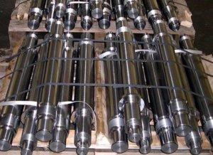 Изготовление осей прицепов и грузовых автомобилей