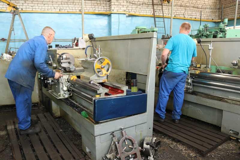 Изготовление осей колесных пар в Нижнем Новгороде