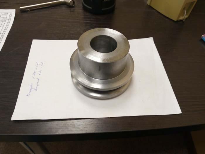изготовление прокатных роликов 20шт, сталь 40Х