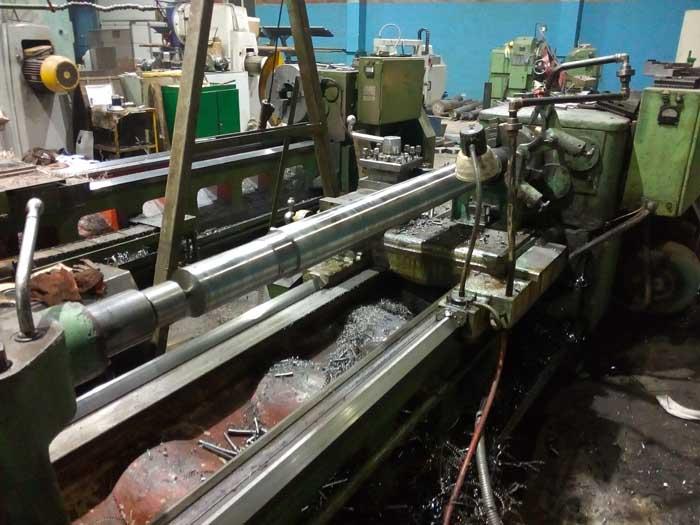Токарная обработка металлической заготовки в Нижнем Новгороде
