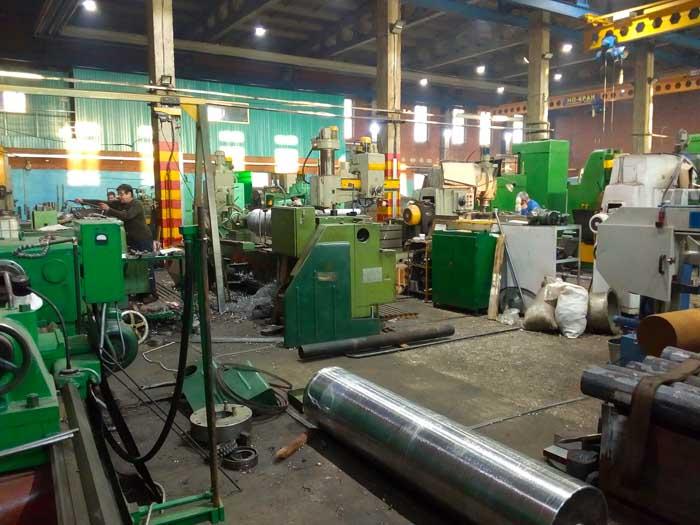 завод металлообработки