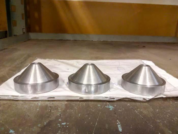 изготовление конусных фильер-кернов по чертежам заказчика