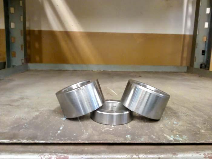 изготовление стальных втулок по чертежам, сталь 20