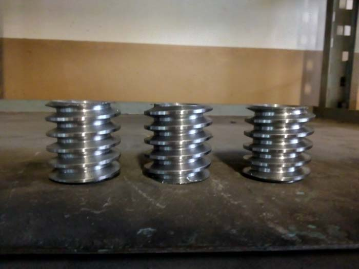 изготовление червячных валов по образцу заказчика