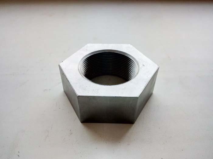 изготовление гайки на заказ, H=22, L=48, M=36