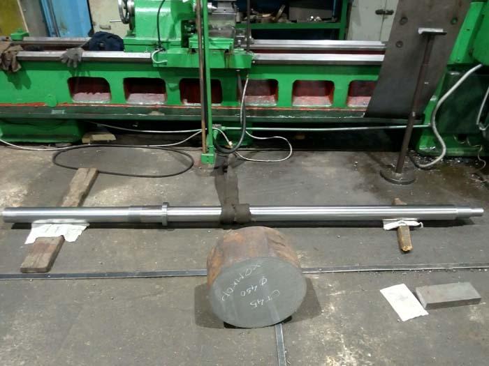 изготовления вала на заказ, длина=3125, Ф175, сталь 40Х.
