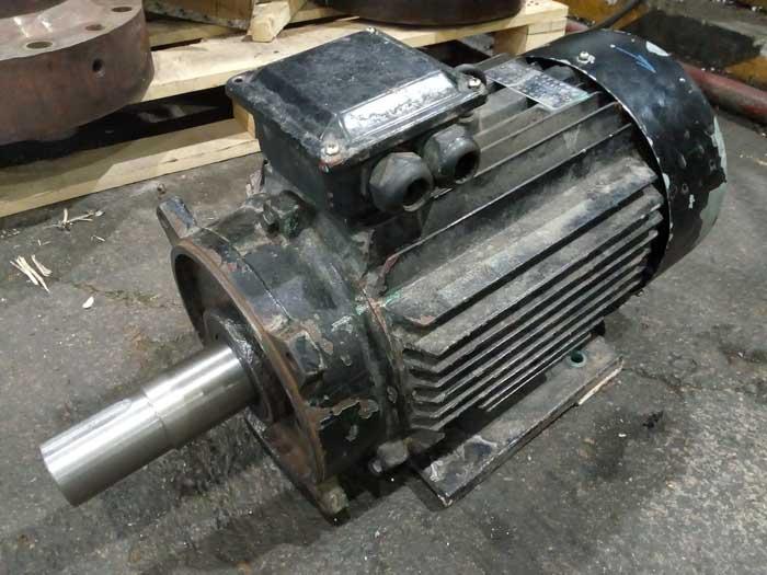 ремонт вала ротора электродвигателя в Нижнем Новгороде