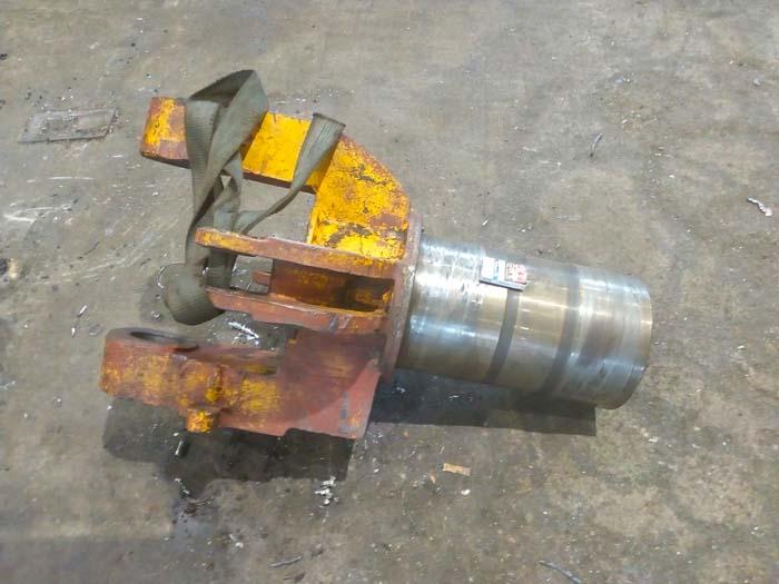 Ремонт поворотного механизма трактора К-700