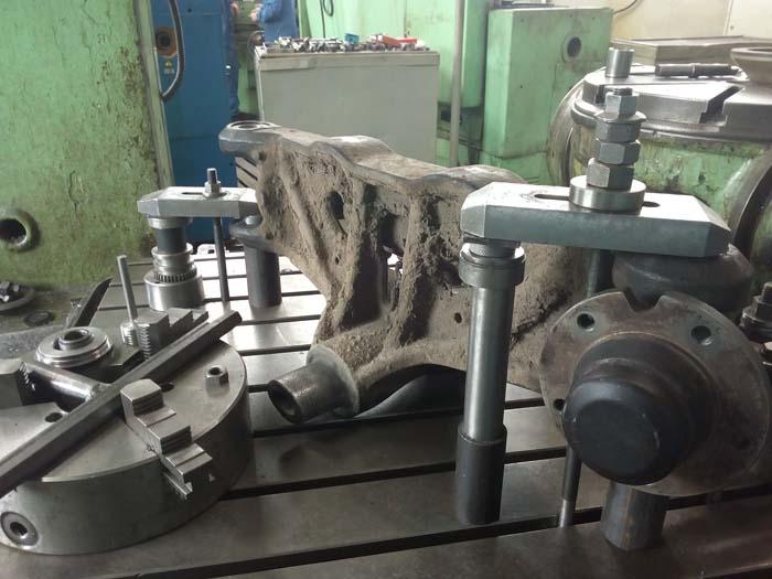 ремонт балки погрузчика в Нижнем Новгороде