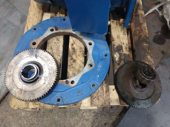 изготовление шестерней для мотор-редукторов