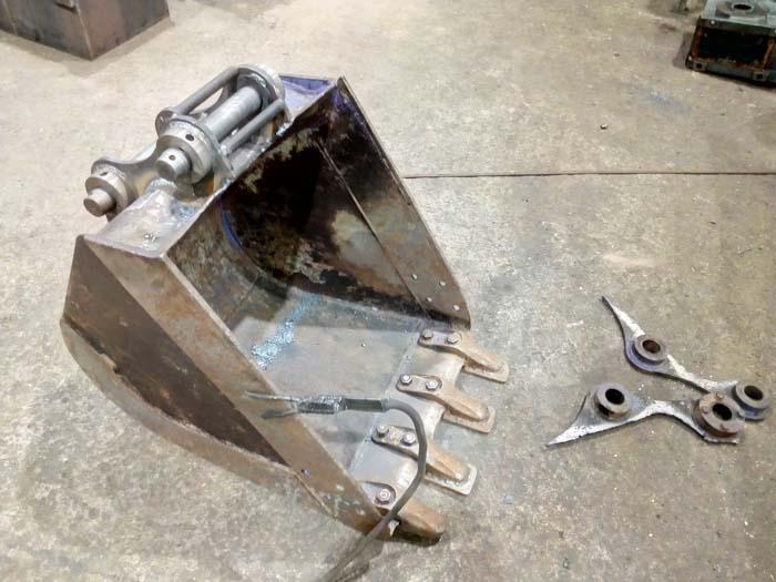 ремонт ковша мини экскаватора в нижнем новгороде