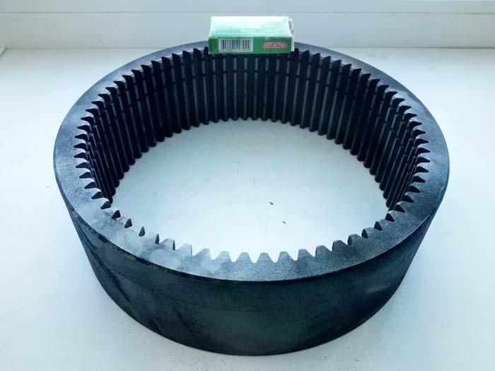 изготовление зубчатой обоймы для планетарного редуктора