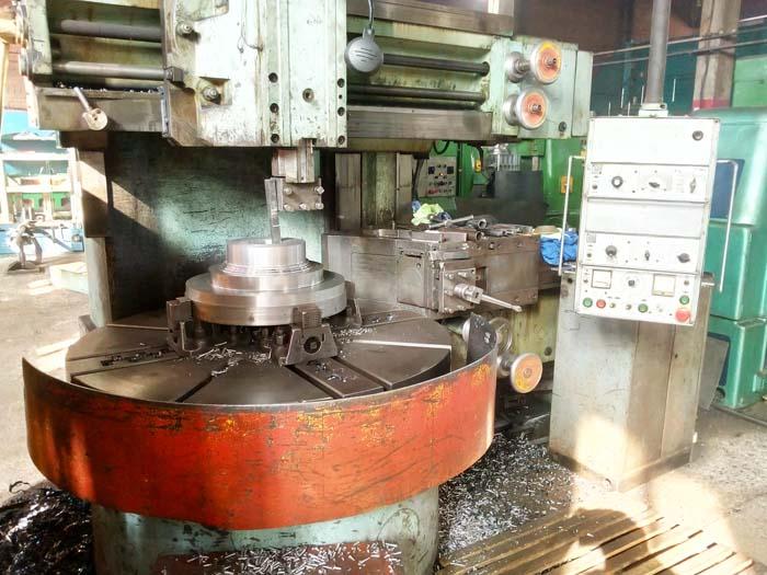 токарно карусельные работы по металлу