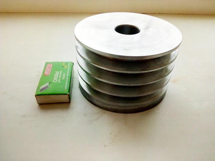 изготовление шкива 4-х ручейного по образцу